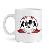 Double sided Logo mug